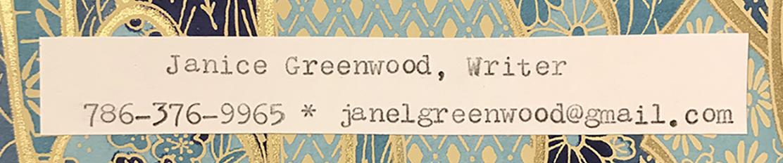 Janice Greenwood