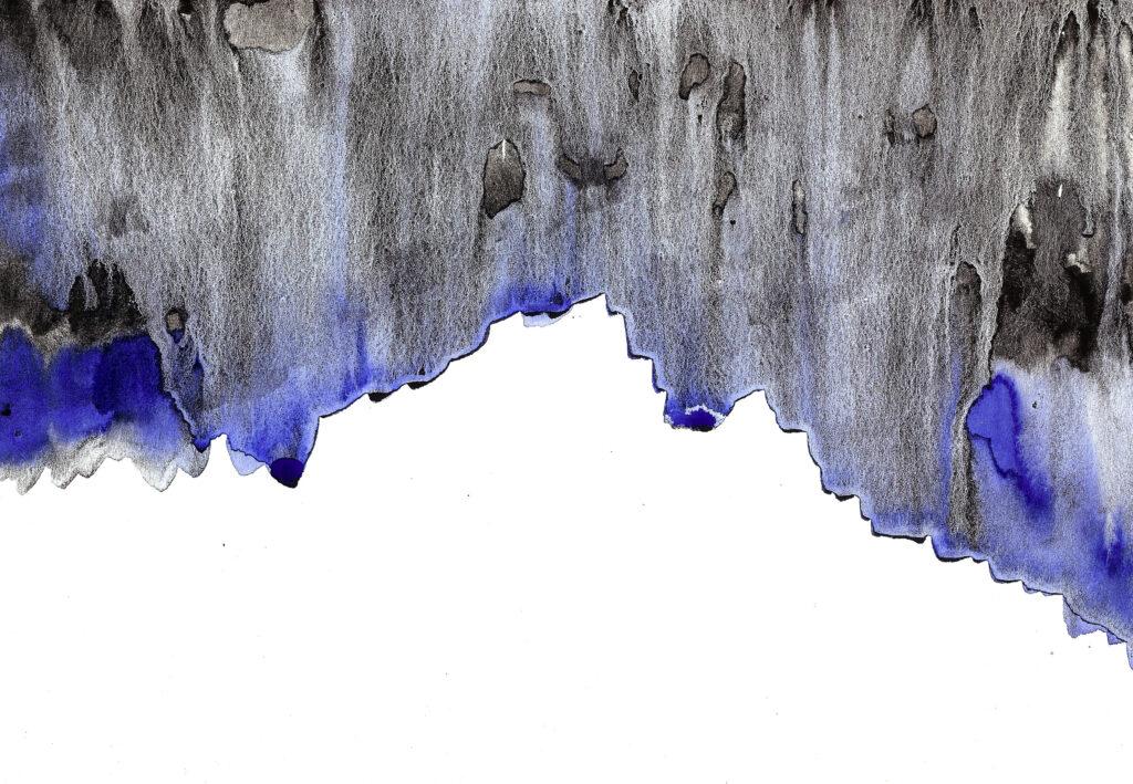 Rising Tide. Watercolor. Janice Greenwood.
